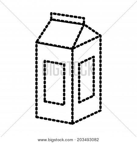 Tetrapak Milk Box