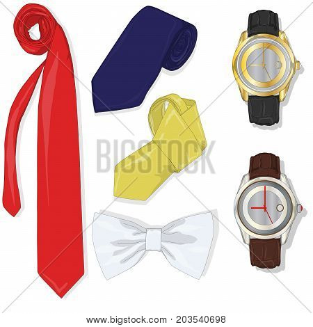 Tie Collection. Bow Tie.