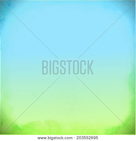 Abstract watercolor hand paint texture, watercolor textured backdrop, watercolor drop, Vector illustration
