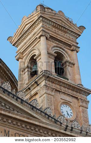 Mosta Rotunda Church. Malta