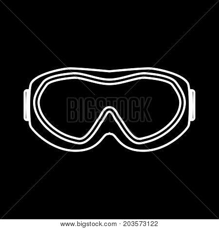 Ski Goggles It Is Icon .