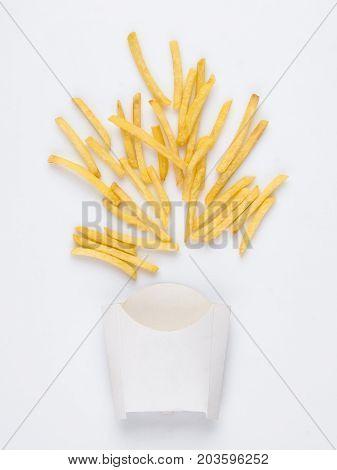 Fries Fast Food