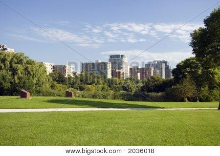 Condos And Veterans Park