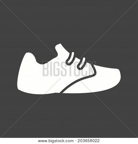 Runner, jogger, exercise icon vector image. Can also be used for Mens Accessories. Suitable for mobile apps, web apps and print media.