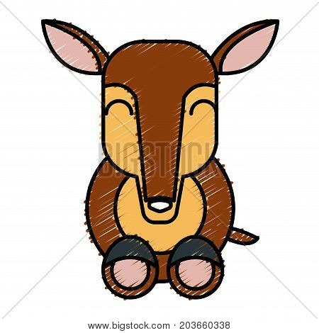 Anteater Animal Cartoon