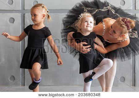 Girls Dance Ballet