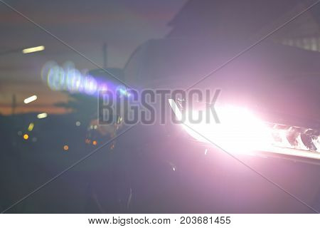 Headlight Vehicle Car
