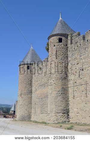 Temples, cathedral, architecture, church, cultural, medieval interest, medieval city, walls, basilica, architecture of interest, exage, to visit, tourism, city cultural interest, walled city, carcassonne.