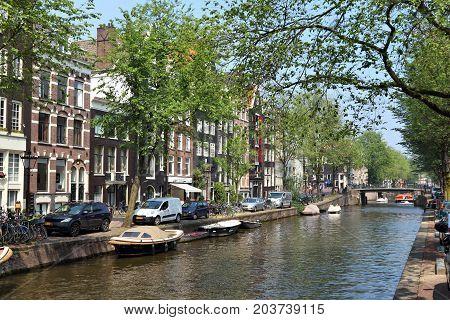 Leidsegracht, Amsterdam