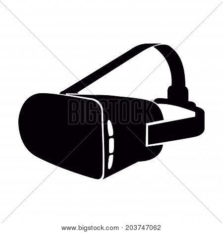 Isolated Virtual Reality Glasses