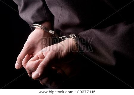 businessman arrested for bribery or corruption