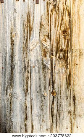 Old wood timeworn rustic slats planks. Texture background