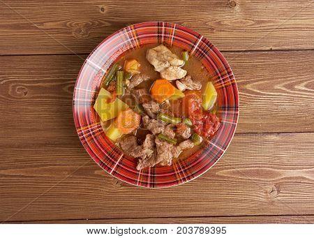 Booyah Stew  Wisconsin