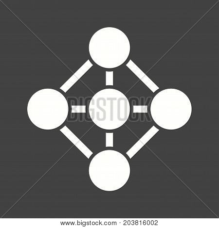 Learning, deep, intelligence icon vector image. Can also be used for Data Analytics. Suitable for use on web apps, mobile apps and print media.