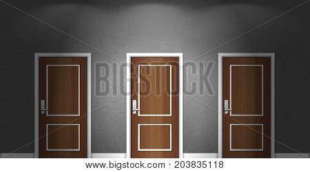 Door - Exit