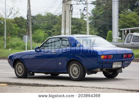 Private Old Car,toyota Celica Ta 22 Coupe Lt 1600.