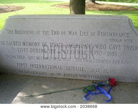Korean War Remembrance