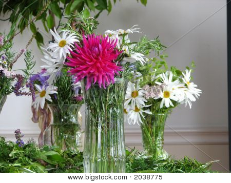 Flower Arrangements 1