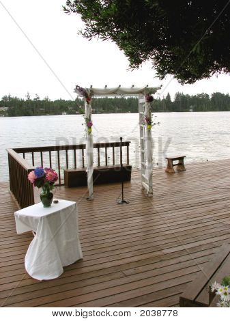 A Wedding Dock