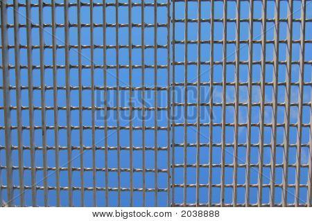 Sky From A Cage
