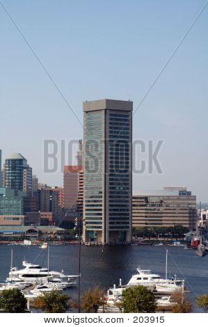 Baltimores World Trade Center