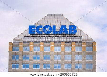 Ecolab Corporate Headquarters Building