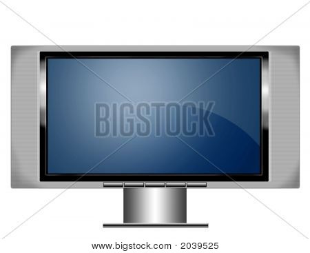 Plasma Screen Tv With Stand
