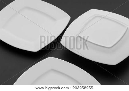 Kitchen And Restaurant Utensils, Dishes