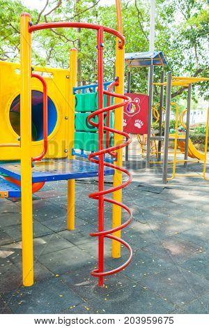 Children Playground Park .