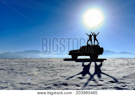 people who like adventure & adventurous peoples