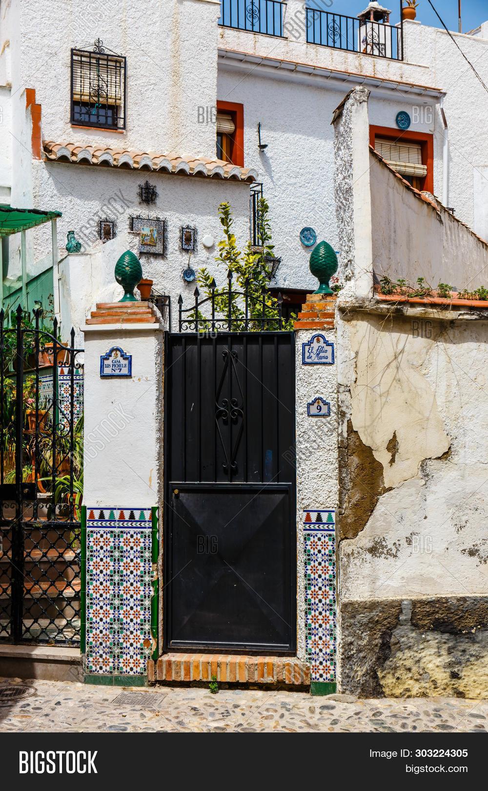 Granada, Spain, April Image & Photo (Free Trial) | Bigstock