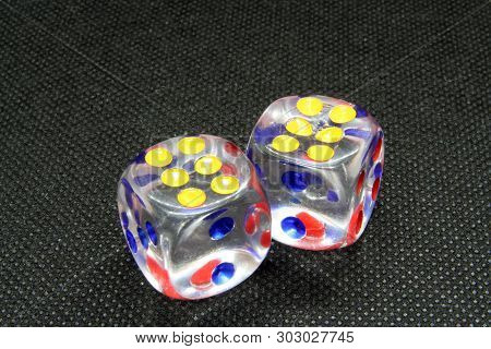 Glass Dice. Glass Dices. Casino Dice. Gamble Dices.
