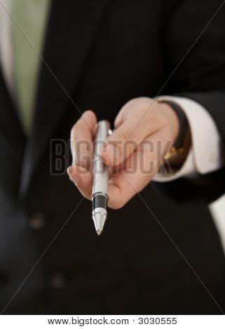 Offering Pen