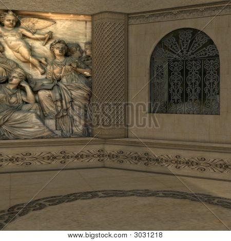 Mystical Ritual Room
