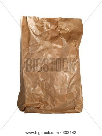 Paperbag With Path