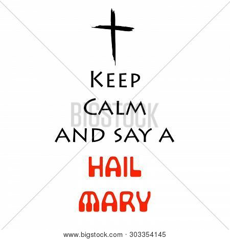 Mother Mary, Holy Woman Praying, Saint In Heaven, Jesus Christ Mother, Biblical Story Character Bann
