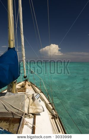 Tropical Sailing Paradise