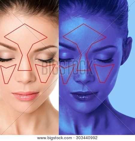 Face Skin Analysis Image & Photo (Free Trial)   Bigstock