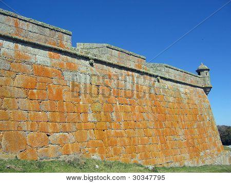 Uruguay, historical Santa Teresa Fort