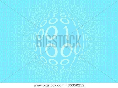 Binary Blue