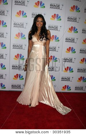LOS ANGELES - FEB 17:  Tracey Edmonds arrives at the 43rd NAACP Image Awards at the Shrine Auditorium on February 17, 2012 in Los Angeles, CA.