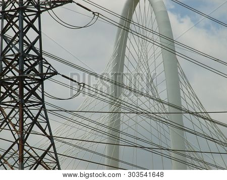 Towers And Arches Are Both Transportation Systems