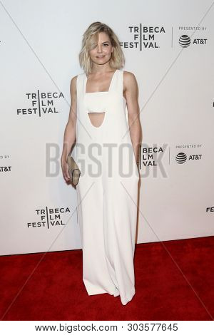 NEW YORK - APR 26: Jennifer Morrison attends 'The Circle' screening during the 2017 TriBeCa Film Festival at BMCC Tribeca PAC on April 26, 2017 in New York City.