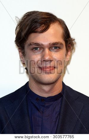 NEW YORK - APR 26: Actor Ellar Coltrane attends 'The Circle' screening during the 2017 TriBeCa Film Festival at BMCC Tribeca PAC on April 26, 2017 in New York City.