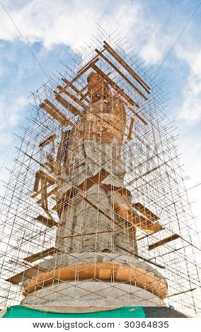 Construction Of A Chinese God