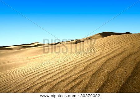 Maspalomas, Resort Town, Gold Desert.