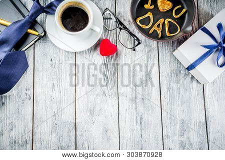 Father Day Pancakes