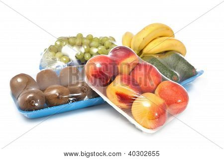 Healthy Fruits In Pack