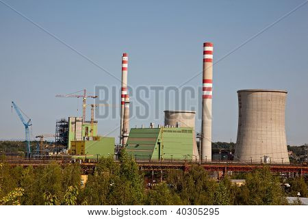 Power Plant Construction