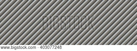 An illustration of a seamless steel wire background texture